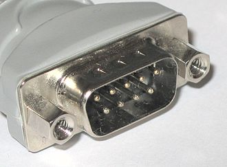 Apple Mouse - DE-9 serial connector