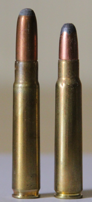 9×57mm - Image: 9and 8mmamuser