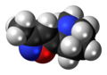 ABT-418 molecule spacefill.png