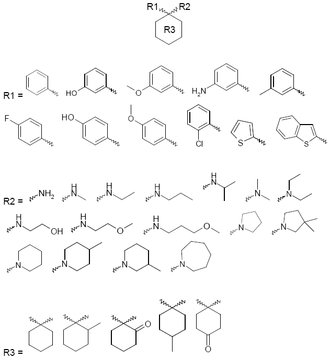 Phencyclidine - Possible Analogues of PCP
