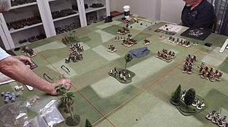 Miniature wargaming - Wikipedia