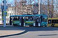 AKSM-60102 tram (route 3, No 120) in Minsk, Belarus.jpg