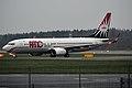 AMC Aviation, SU-BPZ, Boeing 737-86N (16455437262).jpg