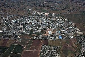 Sarıçam - Adana Organised Industrial Zone, Sarıçam.