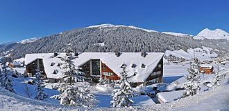 AO Foundation - The AO research centre at Davos.