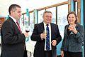 AS Nuland Celebrates Georgia's Wine Heritage with Speaker of Parliament, David Usupashvili and Parliamentary Minority Leader David Bakradze 2013.jpg