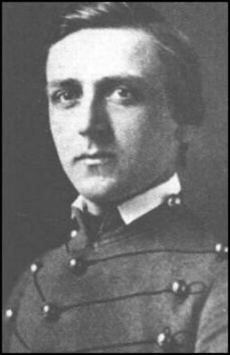 Adelbert Ames - Ames as a West Point cadet