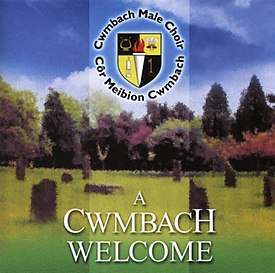 A Cwmbach Welcome, album cover.jpg