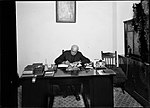 A Minister working in his office (St Stephens) (4903876692).jpg