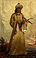 A Moorish Girl with Parakeet-Henriette Browne.jpg