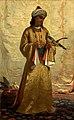 A Moorish Girl with Parakeet-Henriette Browne.jpg
