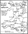 A Short History of Wales - Map - Places important in the history of Religion and Education.jpg