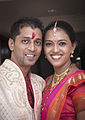 A bride and groom Hindu culture religion rites rituals sights.jpg