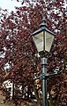 A cast iron lamp, Theydon Bois, Essex, England.JPG