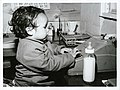 A small Māori child at Te Puke, 1966.jpg