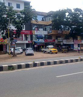 Kalluvathukkal Village in Kerala, India