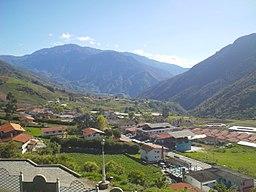 Una vista de Santo Domingo (Foto de Wikipedia).
