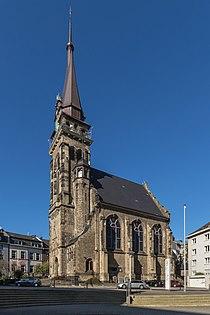 Aachen Dreifaltigkeitskirche 10-2017.jpg