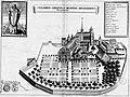 Abbaye Saint-Bénigne de Dijon dans Monasticon Gallicanum.jpg