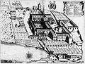 Abbaye Saint-Nicolas d'Angers dans Monasticon Gallicanum.jpg