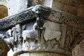 Abbaye de la Sauve Majeure - Griffins.JPG