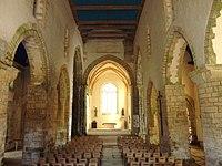 Abbaye du Relec. Intérieur de l'église.JPG