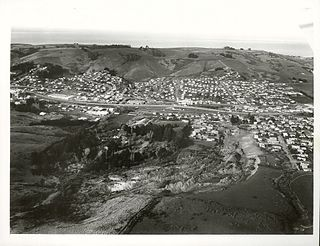 1979 Abbotsford landslip