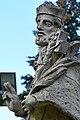 Abda, Nepomuki Szent János-szobor 2021 15.jpg