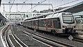 Abellio NRW FLIRT3 about to leave Arnhem for Dusseldorf (38354006072).jpg