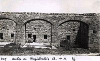 Acre City Walls (S) and Arches on Magistrate's Ct. Acre, Old City (SRF 5; 284).XVI.jpg