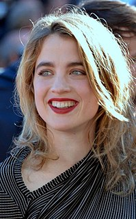 Adèle Haenel French actress