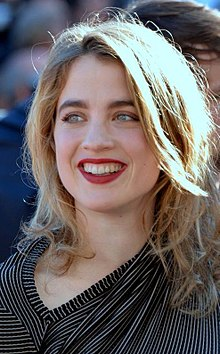 Image result for ADELE HAENEL