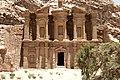 Ad Deir (The Monastery), El Deir, Petra, Jordan.jpg