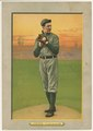 Addie Joss, Cleveland Naps, baseball card portrait LCCN2007685671.tif