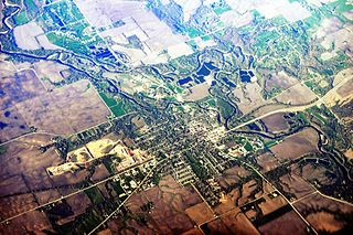 Adel, Iowa City in Iowa, United States