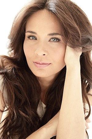 33rd TVyNovelas Awards - Adriana Louvier, winner for Best Actress.