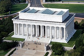 Image illustrative de l'article Lincoln Memorial