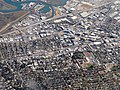 Aerial view of Redwood City, September 2019.JPG
