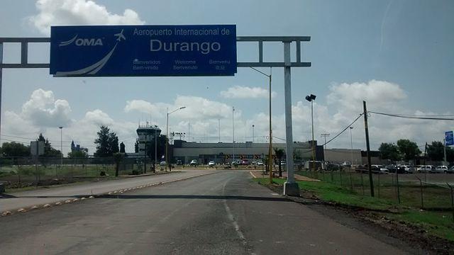 Aéroport international de Durango