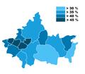 AfD Wahlkreis59 Erststimme Ergebnisse nach Gemeinden LTW2019.png
