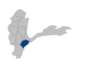 Zebak District - Image: Afghanistan Badakhshan Zebak district location