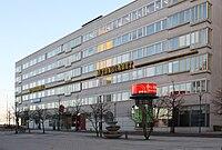 Aftonbladet headquarters Stockholm