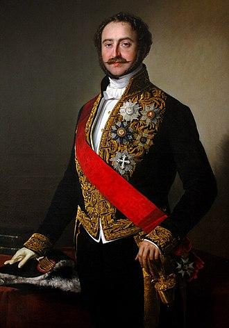 Agenor, duc de Gramont - Image: Agénor de Gramont (1819 1880)