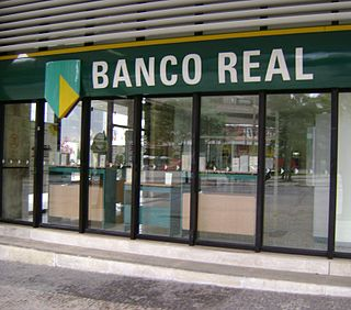 Banco Real the Royal Bank of Brazil, a subsidiary of ABN AMRO