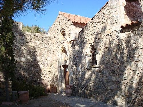 Resultado de imagen de Monasterio de Valsamoneron