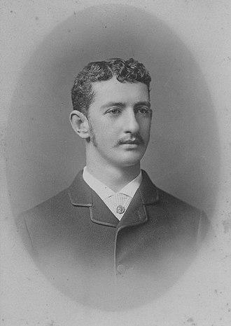 Agustín de Iturbide y Green - Image: Agustin de Iturbide y Green 1884