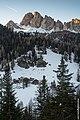 Ai pedi del Settsass, Passo Falzarego BL, Dolomiti, Italia by Marco Zaffignani.jpg
