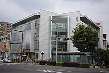 Aichi Institute of Technology Motoyama Campus 20160525-01.jpg