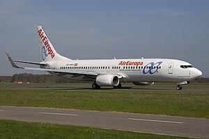 Air Europa - Boeing 737-85P - Bakema.jpg