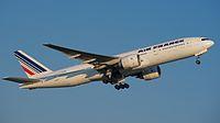 F-GSPN - B772 - Air France